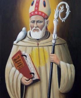 Saint Columbanus