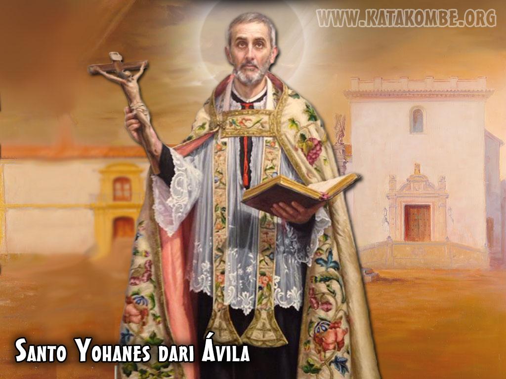Santo Yohanes dari Ávila