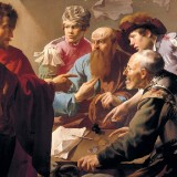Brugghen_Hendrick_ter_-_The_Calling_of_St._Matthew_-_1621_resize