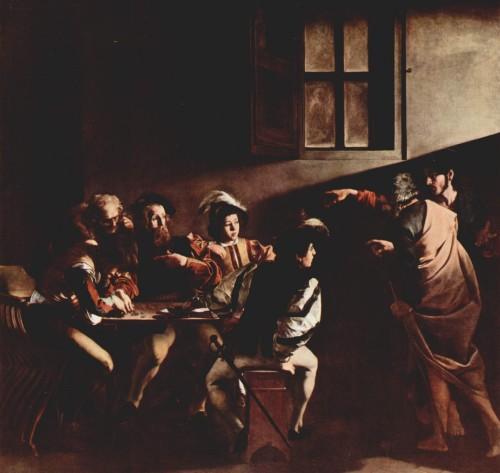 """Michelangelo Merisi da Caravaggio [Public domain], <a href=""""https://commons.wikimedia.org/wiki/File:Michelangelo_Caravaggio_040.jpg"""" target=""""_blank"""">via Wikimedia Commons</a>"""