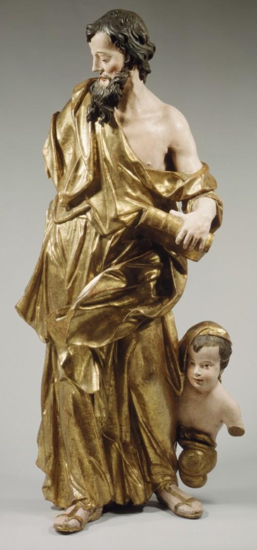 "Metropolitan Museum of Art [CC0], <a href=""https://commons.wikimedia.org/wiki/File:Saint_Matthew_MET_ES5301.jpg"" target=""_blank"">via Wikimedia Commons</a>"
