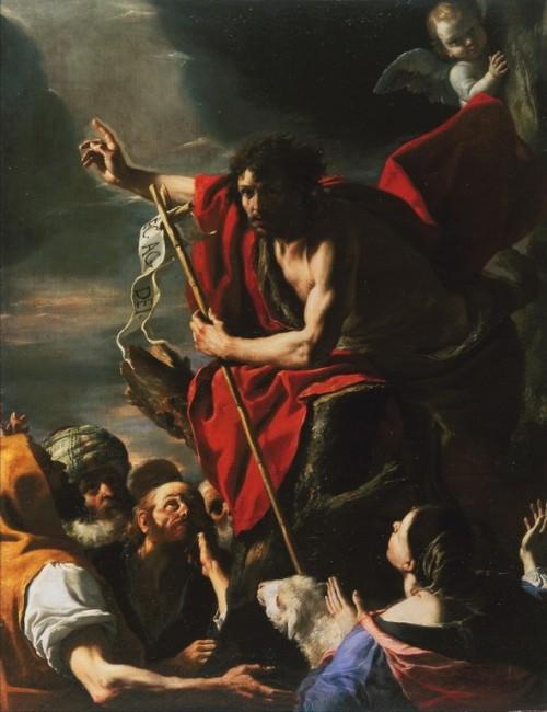 """Mattia Preti [Public domain], <a href=""""https://commons.wikimedia.org/wiki/File:Mattia_Preti_-_San_Giovanni_Battista_Predicazione.jpg""""  target=""""_blank"""">via Wikimedia Commons</a>"""