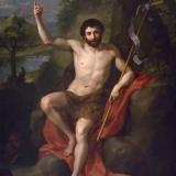 Saint_John_The_Baptist_Preaching_In_The_Wilderness_by_Anton_Raphael