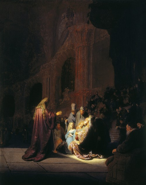 "Rembrandt [Public domain], <a href=""https://commons.wikimedia.org/wiki/File:Rembrandt_Harmensz._van_Rijn_145.jpg""  target=""_blank"">via Wikimedia Commons</a>"
