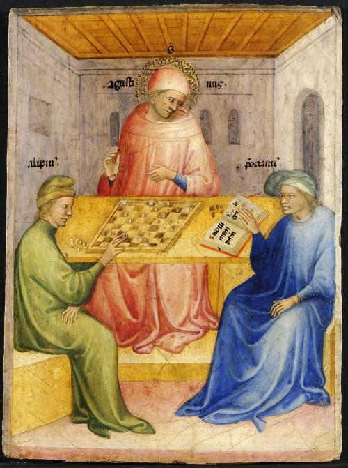 11_Nicolo_di_Pietro._Saint_Augustin_et_Alypius_recoivent_la_visite_de_Ponticianus_1413-15_Musee_des_Beaux-Arts_Lyon.jpg