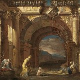 Ascanio_Luciano__Capriccio_with_the_vision_of_St._Augustine_in_a_ruined_arcade