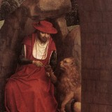 Hans_Memling_-_St_Jerome_and_the_Lion_-_WGA14946