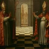 SS._Leander__Isidoro_-_Ignacio_de_Ries_-_Cathedral_of_Seville-retouch