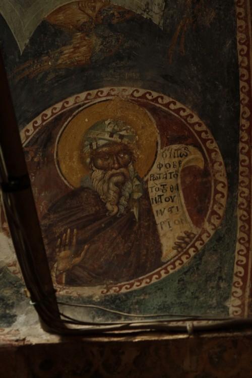 "© José Luiz Bernardes Ribeiro, <a href=""https://commons.wikimedia.org/wiki/File:Saint_John_of_Damascus_(d._749)_at_Chora.jpg""  target=""_blank"">via Wikimedia Commons</a>"