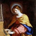 Guercino_-_St._Cecilia_-_Google_Art_Project