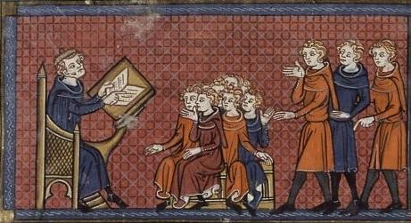 "Richard de Montbaston et collaborateurs [Public domain], <a href=""https://commons.wikimedia.org/wiki/File:SevenBrothers.jpg""  target=""_blank"">via Wikimedia Commons</a>"