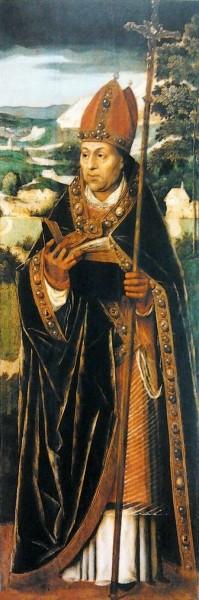 "Ambrosius Benson [Public domain], <a href=""https://commons.wikimedia.org/wiki/File:Benson_Saint_Isidore.jpg""  target=""_blank"">via Wikimedia Commons</a>"