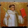Saint-Bernard-by-Niccolo-di-Pietro-Gerini-Florence-c.-1390-1395