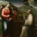 The-Vision-of-Saint-Bernard---Domenico-Puligo