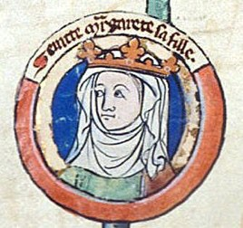 """AnonymousUnknown author [Public domain], <a href=""""https://commons.wikimedia.org/wiki/File:Saint_Margaret_of_Scotland.jpg""""  target=""""_blank"""">via Wikimedia Commons</a>"""