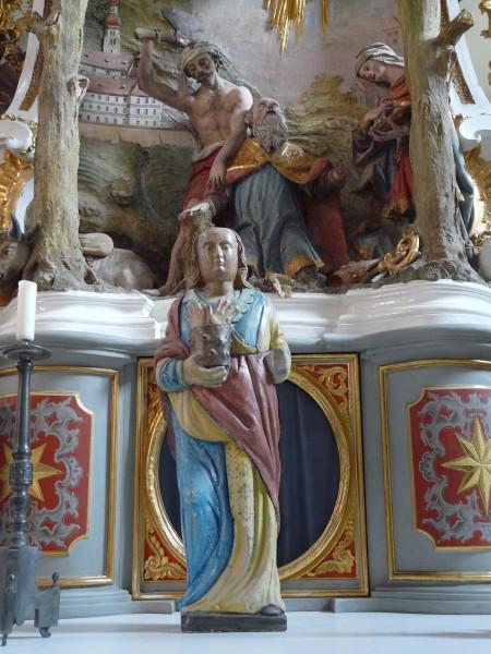 "Mattana [Public domain], <a href=""https://commons.wikimedia.org/wiki/File:Windburg_Kloster_windberg_011.JPG""  target=""_blank"">via Wikimedia Commons</a>"