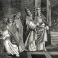 Schilderij_4_pausen_17e_eeuw_Schatkamer_Sint-Servaasbasiliek_Maastricht