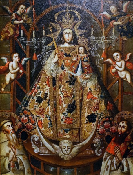 Our_Lady_of_Mercy_with_Saints_Peter_Nolasco_and_Raymond_Nonnatus_artist_unknown_Cuzco_Peru_18th_century.jpg