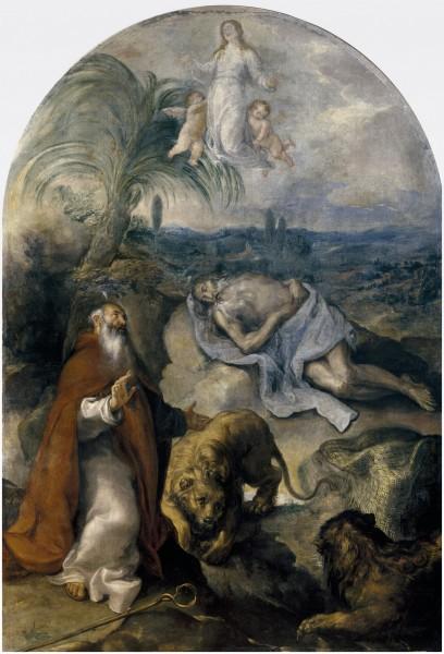 Francisco-Camilo---The-Death-of-Saint-Paul-the-Hermit.jpg