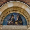Mosaique_de_Sainte_Scholastique_et_Saint_Benoit_San_Simpliciano_Milano