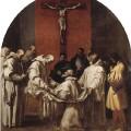 Bishop-Hugo-wears-the-Carthusian-Habit