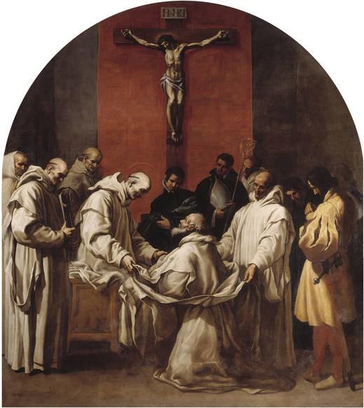 Bishop-Hugo-wears-the-Carthusian-Habit_Vicente_Carducho.jpg