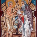 St_Mary_from_Egypt_and_St_Zosimus_Fresco_in_the_church_of_St_Nicholas_in_Mramorec