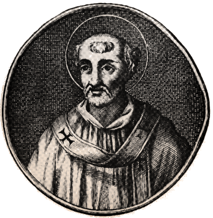 Pope Linus - The second Pope of Catholic Church.