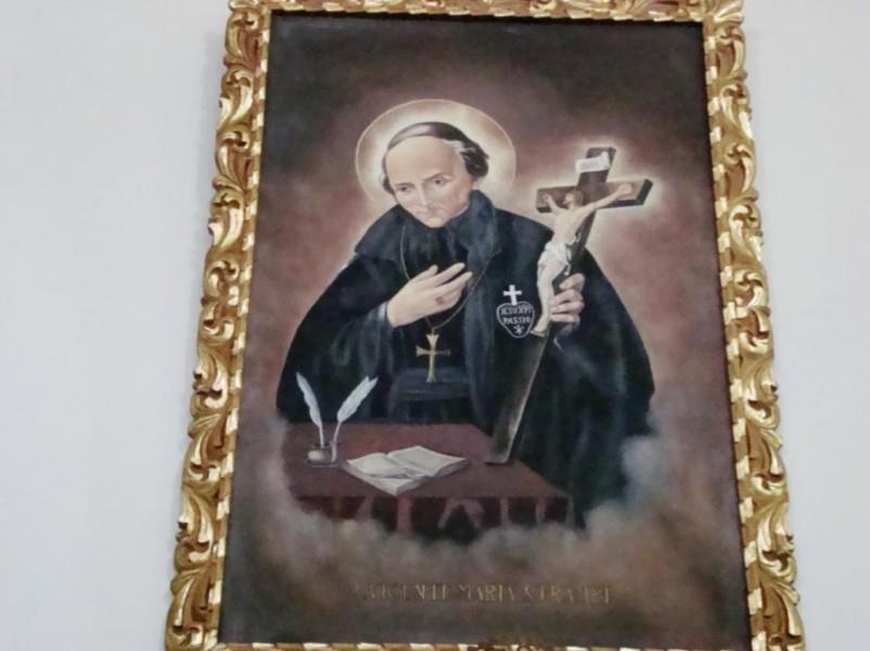 """Saint Vincent Strambi - Iglesia Espiritu Santo y Señor Mueve Corazónes, Miguel Hidalgo, Distrito Federal, México  <a href=""""https://commons.wikimedia.org/wiki/File:Iglesia_Espiritu_Santo_y_Se%C3%B1or_Mueve_Coraz%C3%B3nes,_Miguel_Hidalgo,_Distrito_Federal,_M%C3%A9xico18.jpg"""" title=""""via Wikimedia Commons"""" target=""""_blank"""">Enrique López-Tamayo Biosca</a> / <a href=""""https://creativecommons.org/licenses/by/2.0"""" target=""""_blank"""">CC BY</a>"""