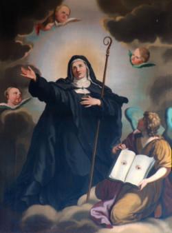 Santa Odilia