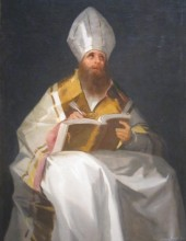 Saint Ambrose, Doctor of the Church, The Honey Tongued Doctor