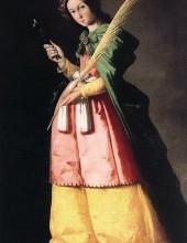 Santa Apolonia dari Alexandria