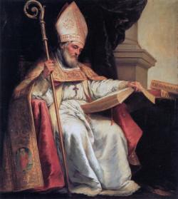 Saint Isidor of Sevilla